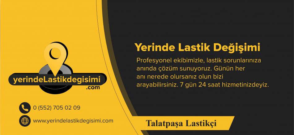 Talatpaşa Lastikçi