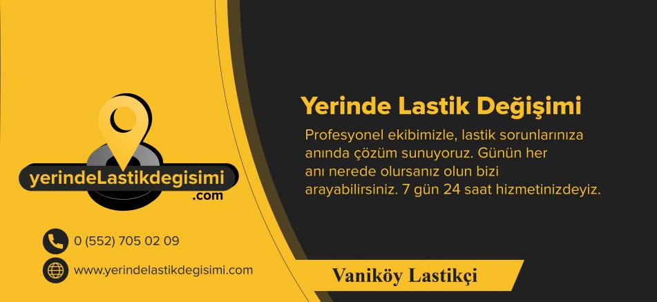 Vaniköy Lastikçi